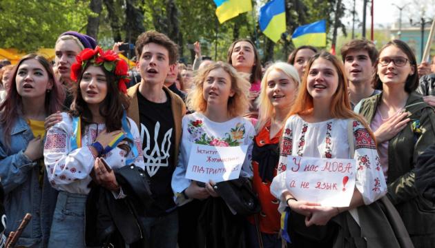 Можна констатувати: для української мови ці два роки були надзвичайно позитивними