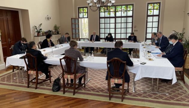 Urusky, G7 diplomats discuss Ukroboronprom reform