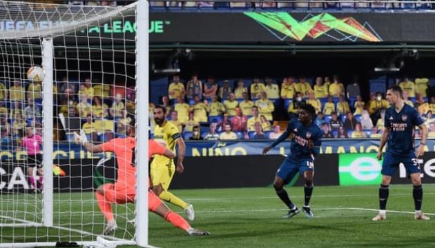 Ліга Європи: «Вільярреал» обіграв «Арсенал», «МЮ» розгромив «Рому»