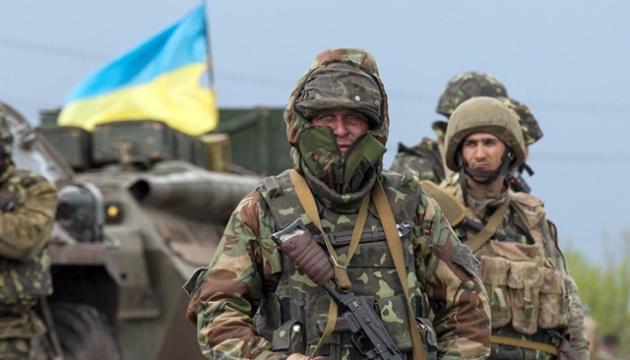 Ostukraine: Besatzer brechen zweimal Waffenruhe, ein Soldat verwundet
