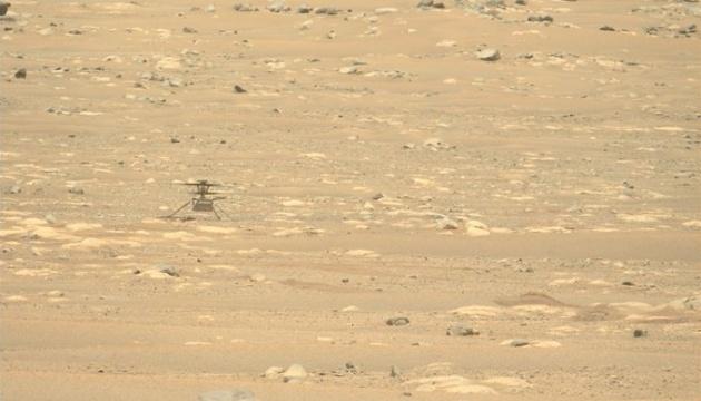 Гелікоптер NASA не зміг з першої спроби здійснити четвертий політ на Марсі