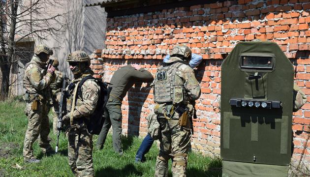 Спецпризначенці на Тернопільщині тренувалися ловити диверсантів