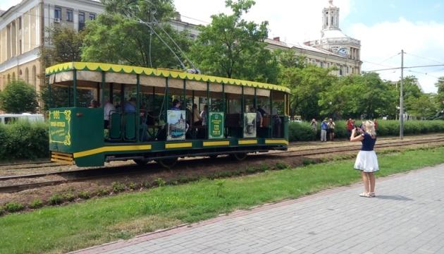 У Дніпрі з травня відновлять рух ретротрамвая