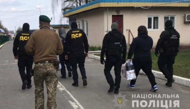 Ucrania expulsa a dos jefes del crimen rusos