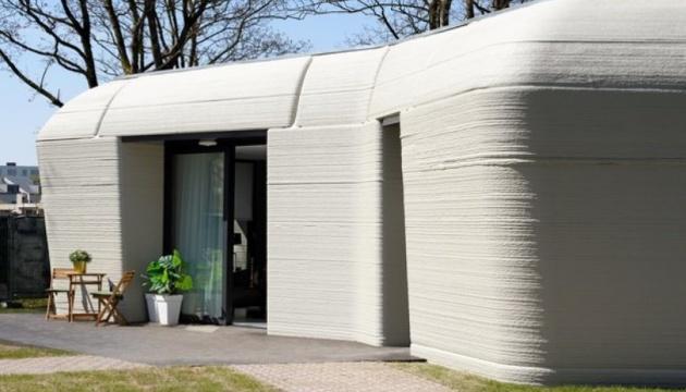 У Нідерландах в будинок, надрукований на 3D-принтері, заселилися мешканці
