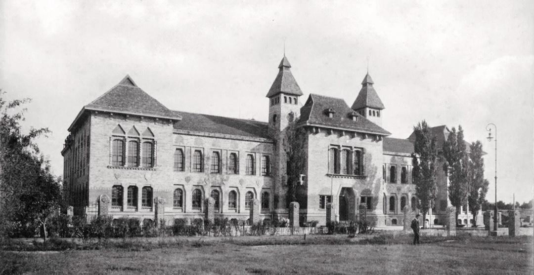будинок Полтавського губернського земства АА