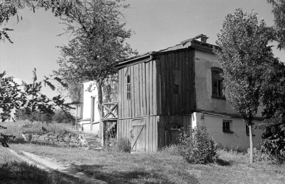 Будинок у Полтаві, де жив Панас Мирний