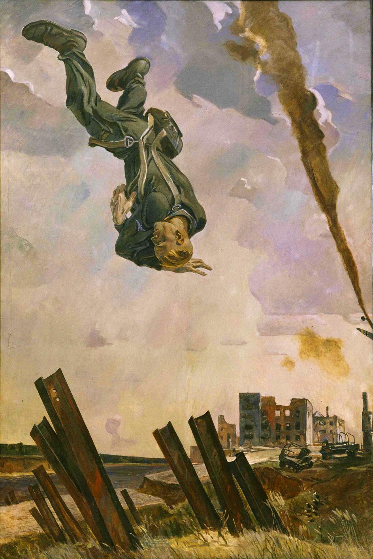 Збитий ас, 1943 р.
