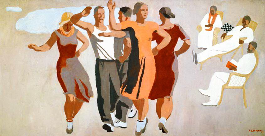 Танець, 1934 р.