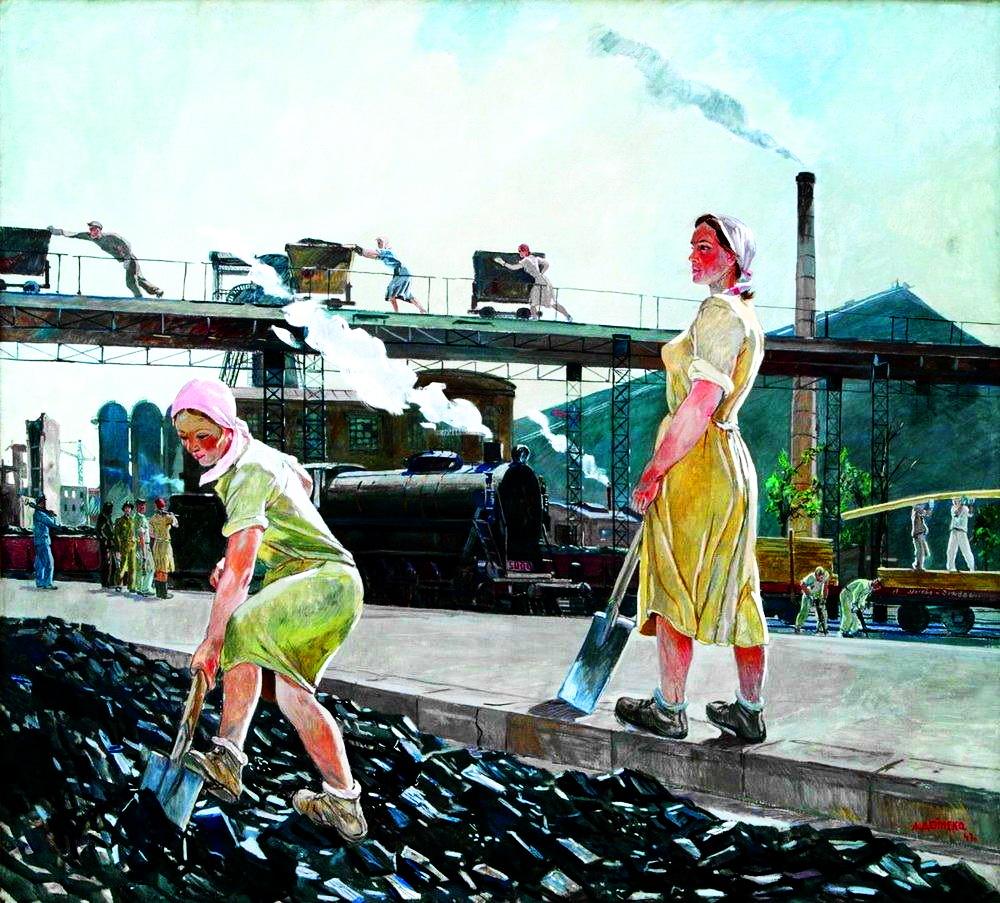 Донбас, 1947 р.