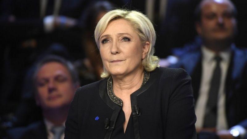 Марін Ле Пен / Фото: EPA