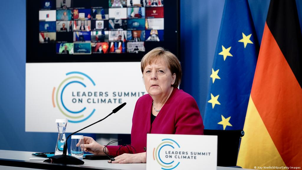 Ангела Меркель / Фото: dpa