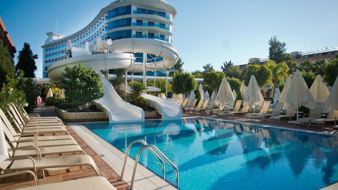 Q Premium Resort Hotel 5*
