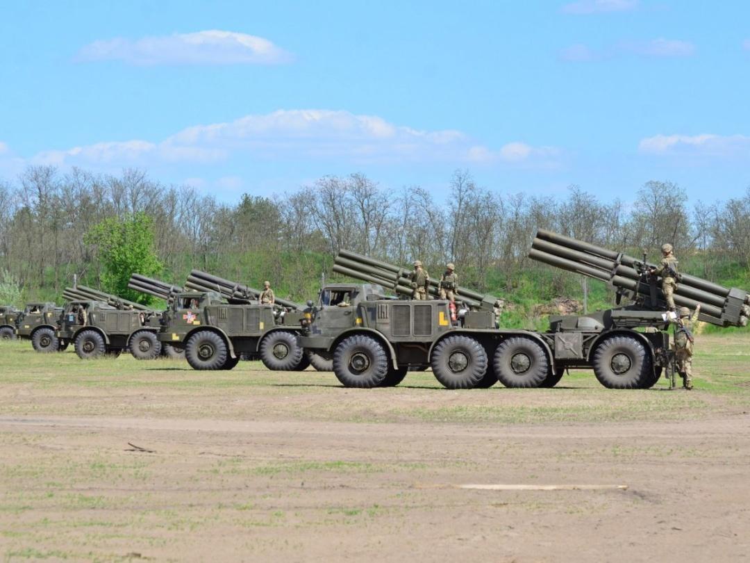 Учения вблизи Крыма: украинские военные развернули