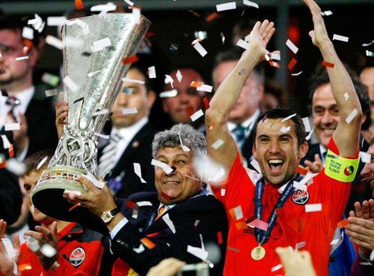 Шахтар - переможець Кубка УЄФА