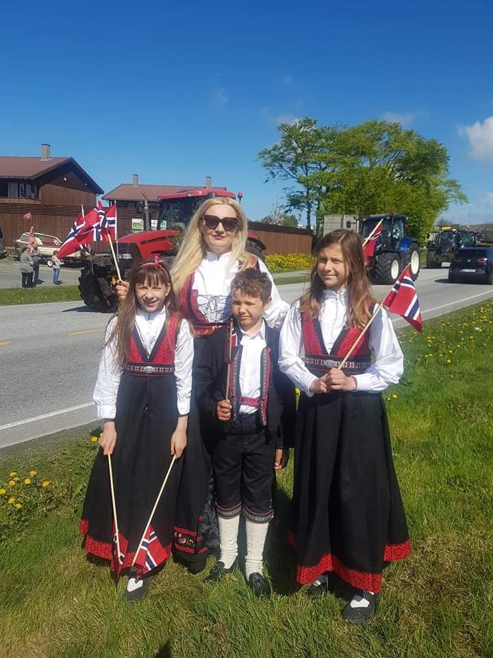 Пані Світлана з Vigrestad, Norway