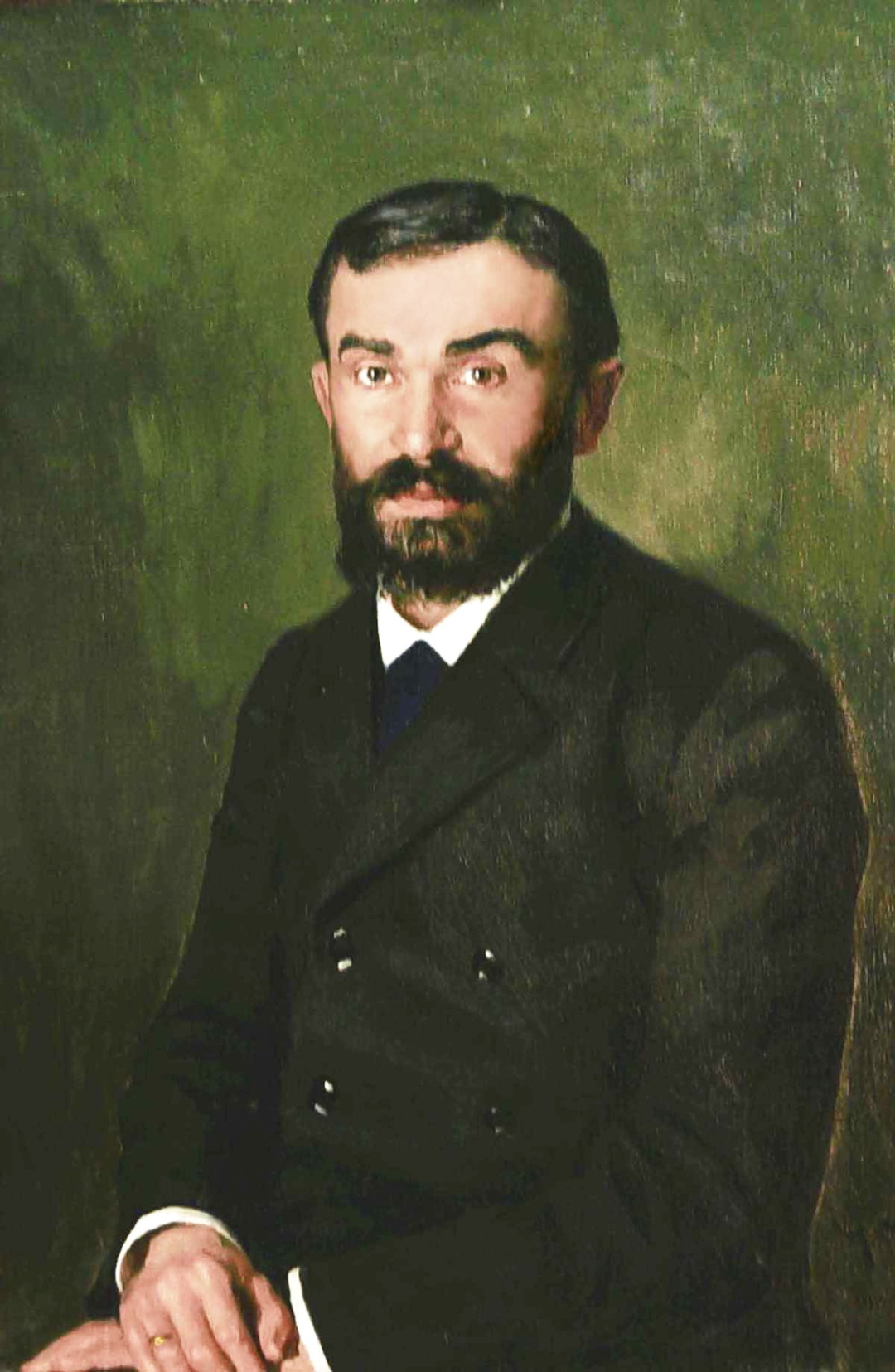 Микола Кузнєцлв, портрет Івана Терещенка, 1904 р. А2