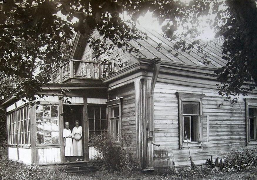 Дачами почали називати будинки для літнього відпочинку городян