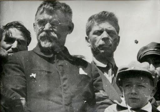 Григорій Петровський і Павло Постишев