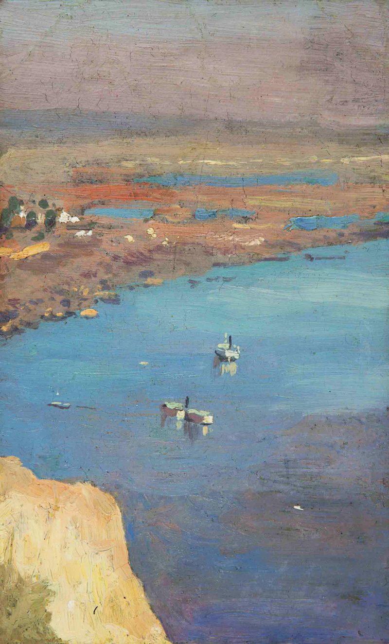 На березі Дніпра