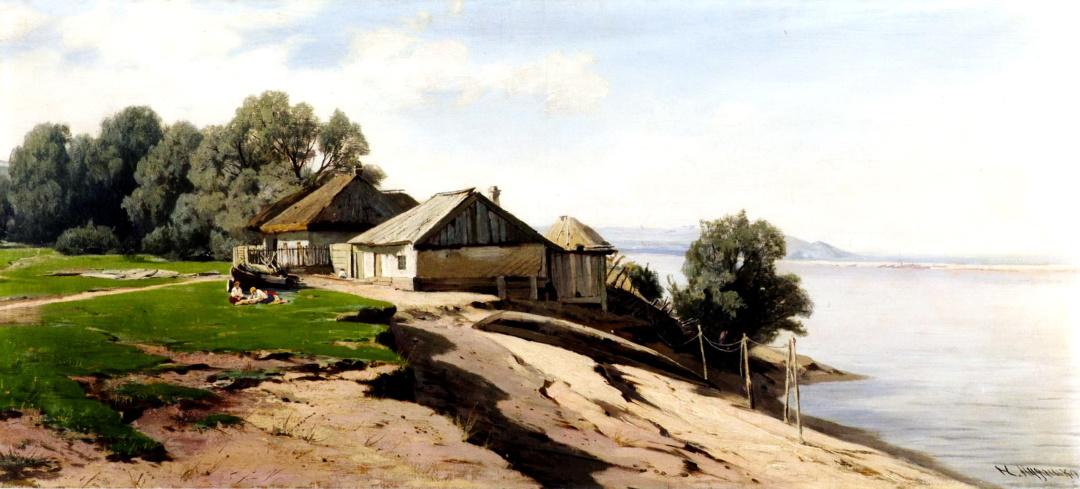 Микола Мурашко, Дніпро, 1899, р.