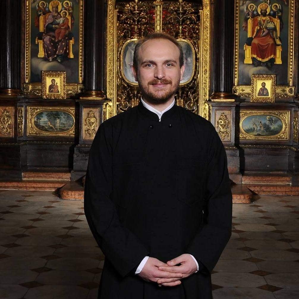 Фото: Отець Юрій (Стругов) / Віденська парафія УПЦ