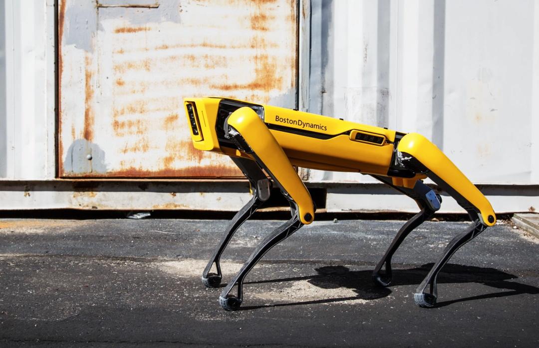 """Робот-собацюра """"Sрot"""" від """"Boston Dynamics"""" 1"""
