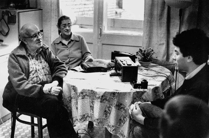 У 1988 році Борис Нємцов взяв інтерв'ю у Сахарова щодо проблем постчорнобильської атомної енергетики