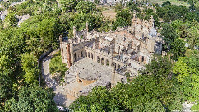 Палац-садиба Курісів