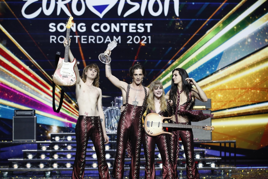 Фото: EBU / ANDRES PUTTING