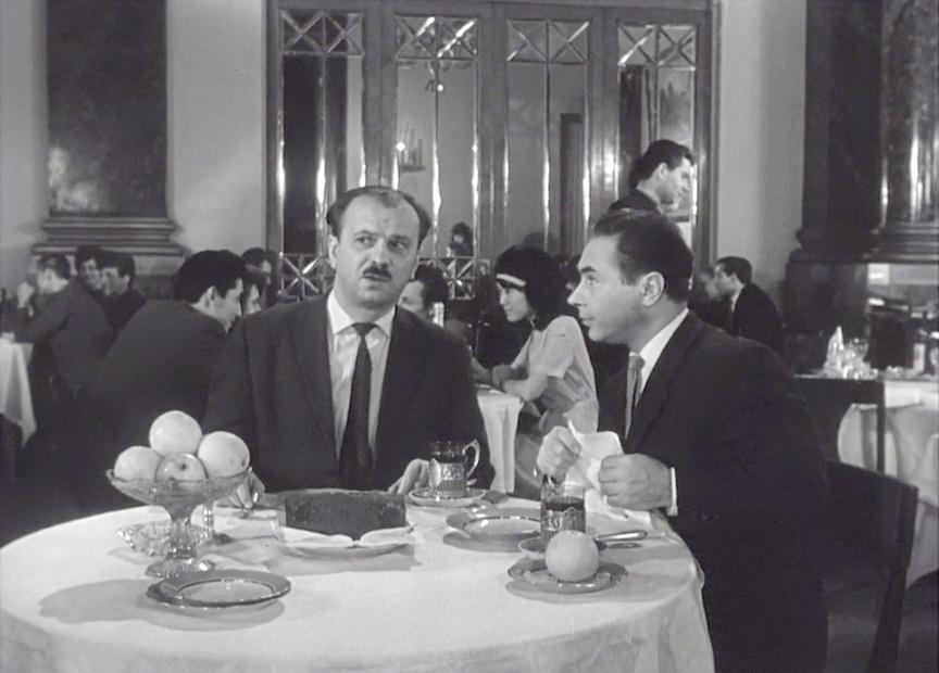 Кадр із фільму «Легке життя», 1964 р.