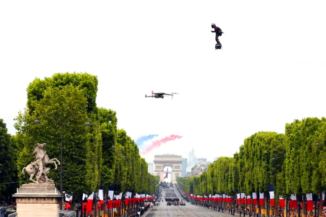 День Бастилії, 14 липня 2019 р.