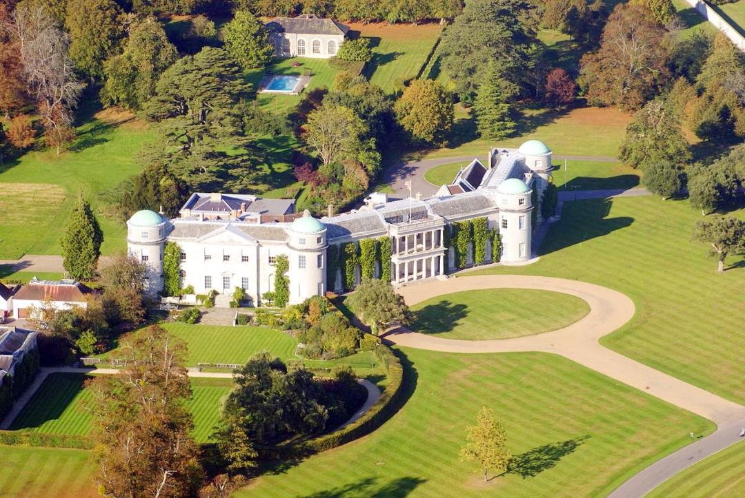 маєтку Гудвуд (Goodwood Estate), Чічестер, графство Західний Сассекс