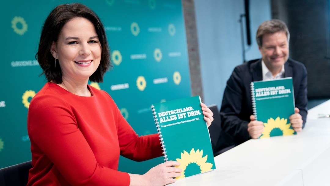 アンナレーナ・ベルボック緑の党共同党首