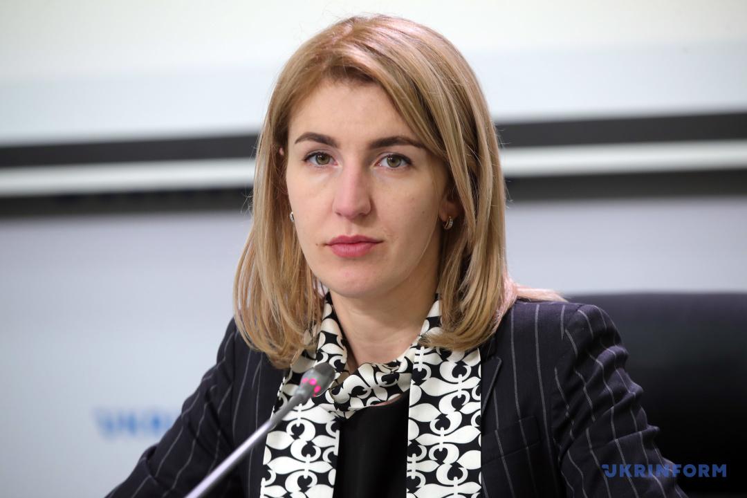 Марьяна Олеськив