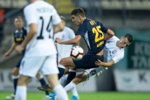 «Зоря» перемогла «Дніпро-1» у чемпіонаті України з футболу