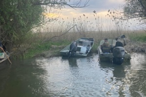 На Одещині перекинувся патрульний човен: шукають прикордонника