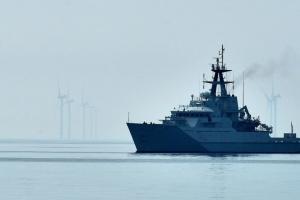 Британія направила бойові судна до острова Джерсі на тлі суперечки з Францією