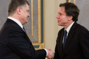 Блинкен настаивает на необходимости реформ в Украине - Порошенко