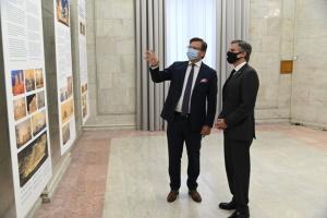 Кулеба: США подтвердили высокое представительство на саммите «Крымской платформы»