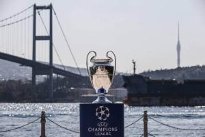 Финал Лиги чемпионов посетят 25 тысяч зрителей