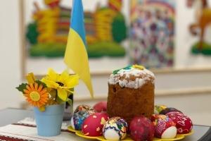 В Українській школі в Абу-Дабі провели урок з виготовлення крашанок і писанок
