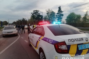 На Київщині проходять поліцейські навчання із «заручниками»