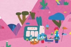 Український мультсеріал «Хоробрі Зайці» запустили на італійському телебаченні