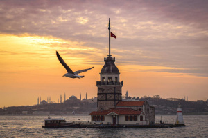 Дівочу вежу у Стамбулі перетворять на центр культури та мистецтв