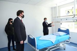 У Запоріжжі в травні відкриють оновлене приймальне відділення лікарні