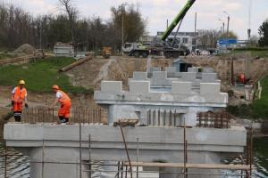 На Херсонщині відновлюють міст через Північно-Кримський канал