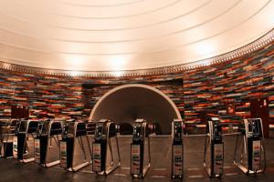 Центральний вестибюль метро «Хрещатик» закривали через «мінування»