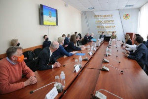 Ми особисто переконалися, як змінюється Луганщина - глави МЗС країн Бенілюксу