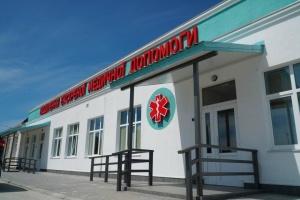 В больнице Скадовска запустили современную кислородную станцию